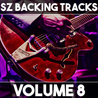 SZ Backing Tracks Collection, Vol. 8