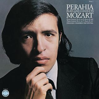 Perahia Plays And Conducts Mozart:Piano Concertos Nos. 11 & 20