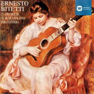 Cuatro Siglos De Música Italiana Para Guitarra