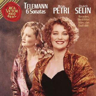 Telemann:Six Sonatas
