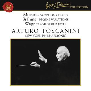 Mozart:Symphony No. 35 In D Major, K. 385 - Brahms:Haydn Variations, Op. 56a - Wagner:Siegfried Idyll