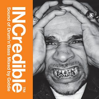 INCredible Sound of Drum\'n\'Bass Mixed by Goldie