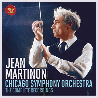 Jean Martinon - The Complete CSO Recordings