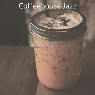 Retro Jazz Piano - Background For Baking