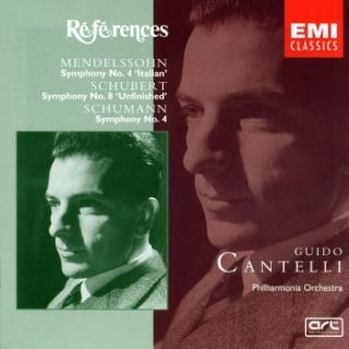 Schubert / Schumann / Mendelssohn:Orchestral Music
