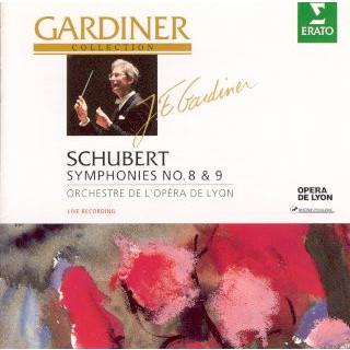 Schubert:Symphonies Nos 8 & 9