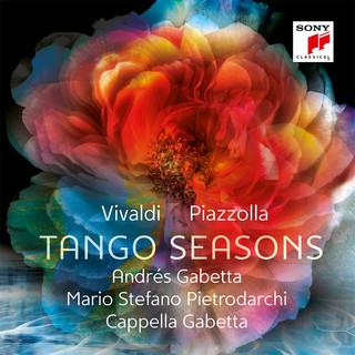 Las Cuatro Estaciones Porteñas:Primavera Porteña (Arr. For Bandoneon, Violin And Orchestra)