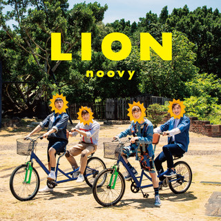 LION【CD+DVD寫真初回盤】