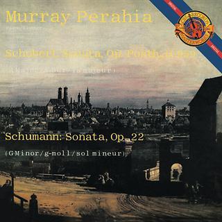 Schumann:Piano Sonata No. 2 & Schubert:Piano Sonata No. 20