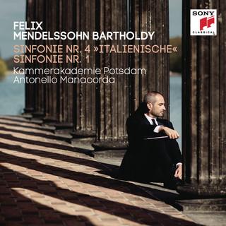 Mendelssohn:Symphonies Nos. 1 & 4