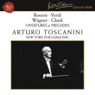 Rossini - Verdi - Wagner - Gluck:Overtures & Preludes