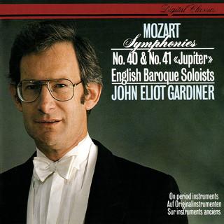 Mozart:Symphonies Nos. 40 & 41