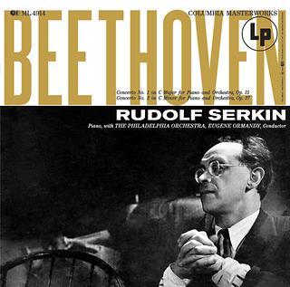 Beethoven:Piano Concerto No. 1 In C Major, Op. 15 & Piano Concerto No. 3 In C Minor, Op. 37