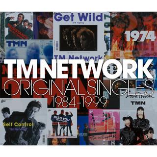 TM NETWORK ORIGINAL SINGLES 1984 - 1999