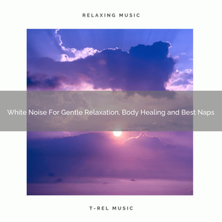 White Noise For Gentle Relaxation, Body Healing And Best Naps