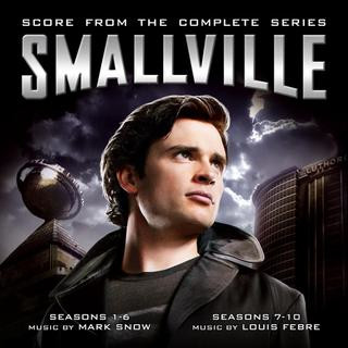 Smallville:Score From The Complete Series