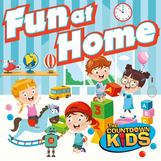 Fun At Home:20 Playful Songs For Indoors