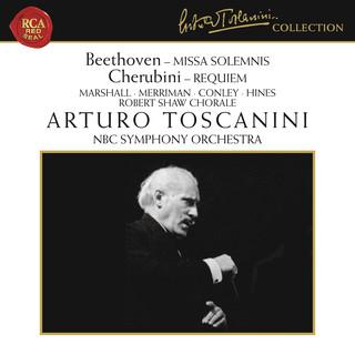 Beethoven:Missa Solemnis, Op. 123 - Cherubini:Requiem Mass No. 1 In C Minor