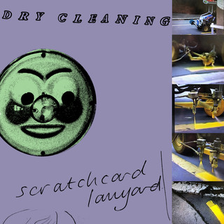 Scratchcard Lanyard