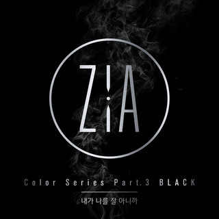 Color Series Part.3 BLACK