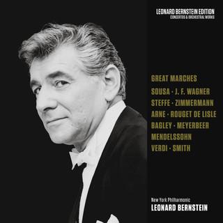 Bernstein Conducts Great Marches