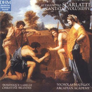 Scarlatti Cantatas Vol. IV
