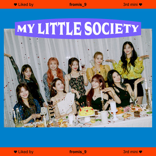 The 3rd Mini Album \'My Little Society\'