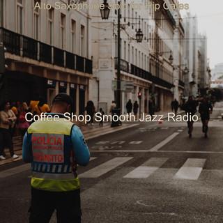 Alto Saxophone Solo For Hip Cafes