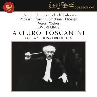 Humperdinck - Mozart - Rossini - Smetana - Verdi - Weber:Overtures