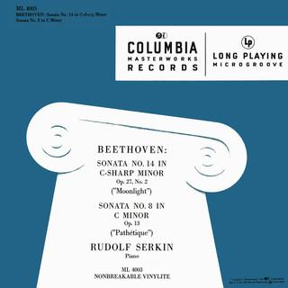 Beethoven:Piano Sonata No. 14, Op. 27 No. 2 \