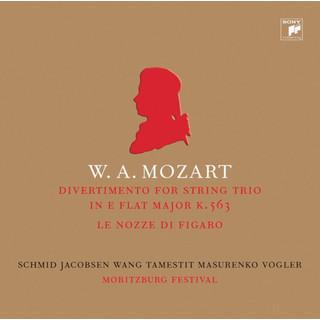 Mozart:Divertimento