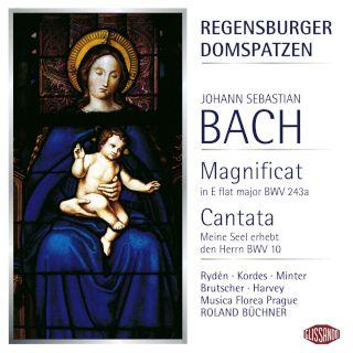 Johann Sebastian Bach:Magnificat, BWV 243 A - Cantata, BWV 10