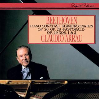 Beethoven:Piano Sonatas Nos. 12, 15, 19 & 20