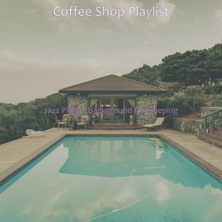 Jazz Piano - Background For Sleeping