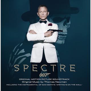 007 惡魔四伏電影原聲帶 (Spectre - Original Motion Picture Soundtrack)