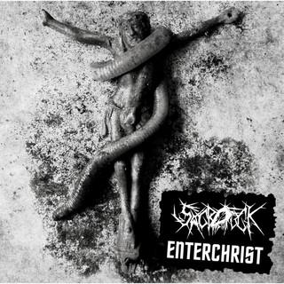 Enterchrist / Sacrofuck Split