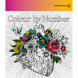 Colour by Number 彩繪塗鴉
