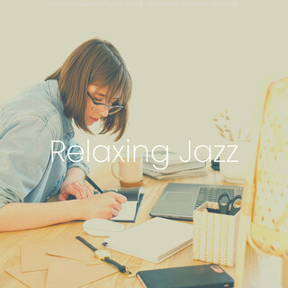 Peaceful Music For Working Quietly - Vibraphone And Tenor Saxophone
