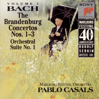 Bach:Brandenburg Concerti Nos. 1 - 3 & Orchestral Suite No. 1