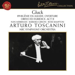 Gluck:Iphigénie En Aulide Overture & Orfeo Ed Euridice, Act II
