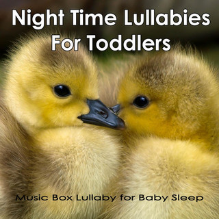 Night Time Lullabies For Toddlers:Music Box Lullaby For Baby Sleep