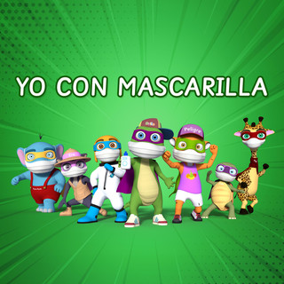 Yo Con Mascarilla
