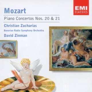 'Encore':Piano Concertos Nos. 20 & 21 (US / UK Version)