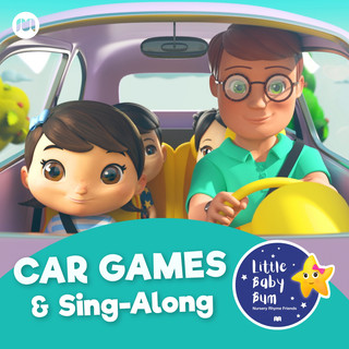 Car Games & Sing - Along !