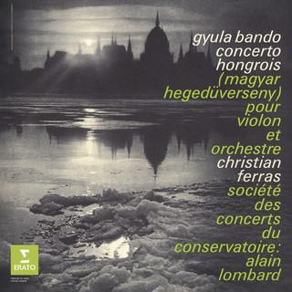 Bando:Concerto Hongrois Pour Violon Et Orchestre