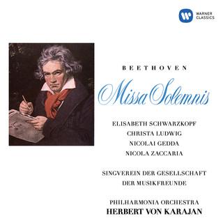 Beethoven:Missa Solemnis, Op. 123