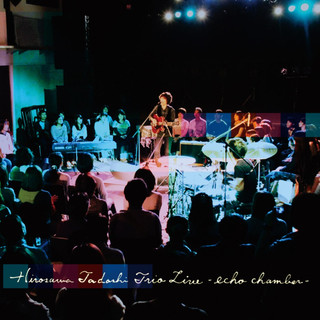 Hirosawa Tadashi Trio Live  - echo chamber -