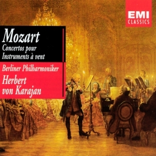 Mozart:Concertos For Wind Instruments