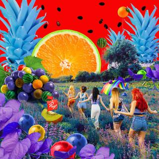 夏日迷你專輯 『The Red Summer』