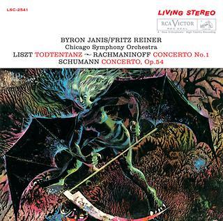 Liszt: Totentanz